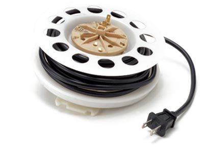 Custom Applications Retractable Power Cords Wire Cable