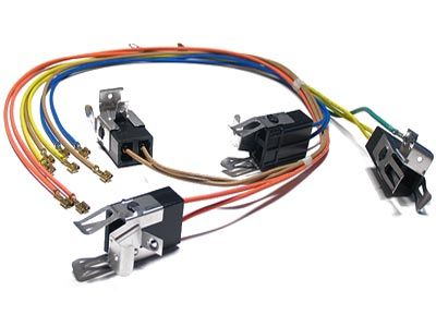 Cooking Appliances Burner Harnesses