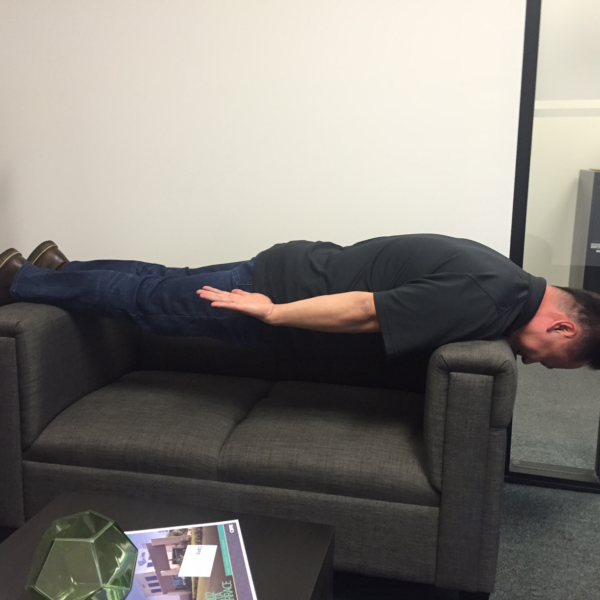 Conductive Plank Challenge