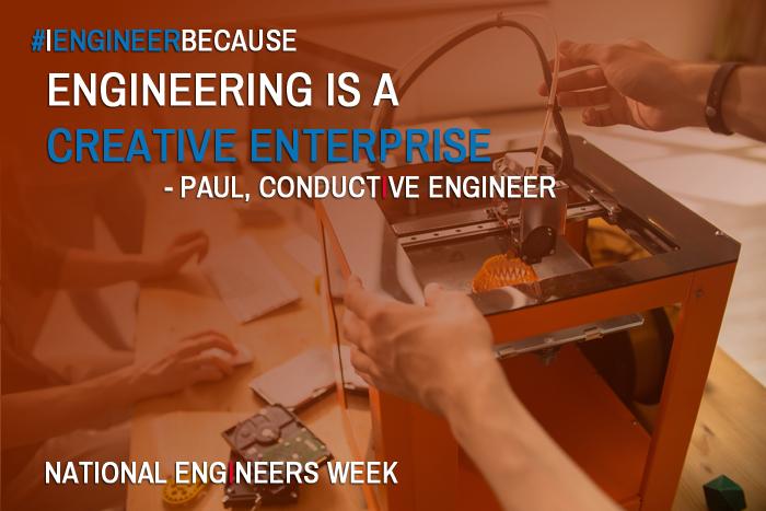 Conductive Engineer Week