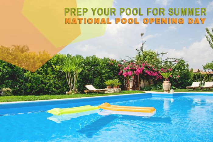 Aqua-Flex Pool Opening Day